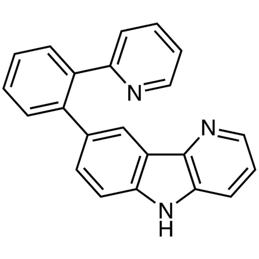 8-[2-(2-Pyridyl)phenyl]-5H-pyrido[3,2-b]indole