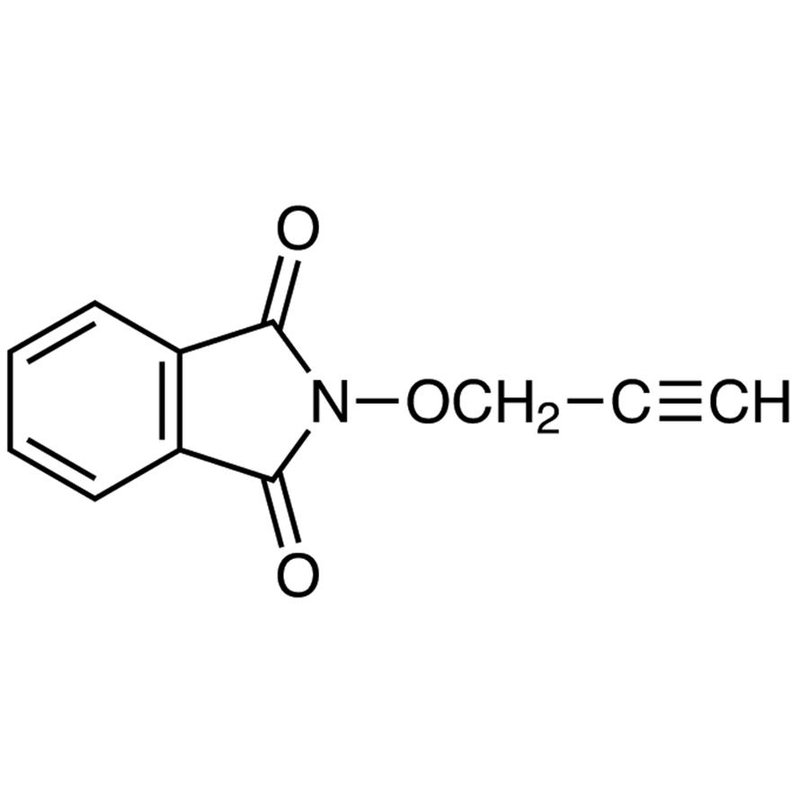 N-(Propargyloxy)phthalimide