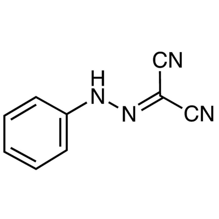 (Phenylhydrazono)malononitrile