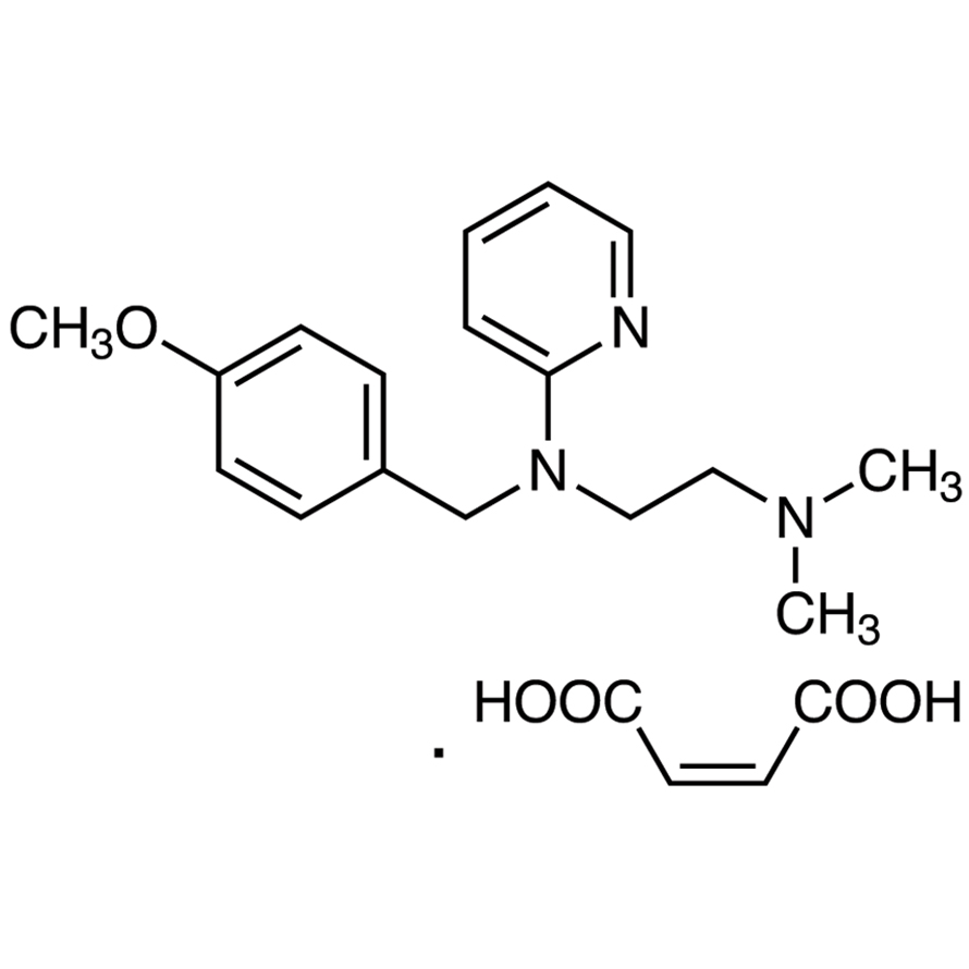 Pyrilamine Maleate