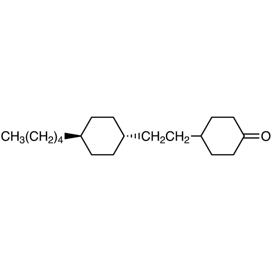 4-[2-(trans-4-Pentylcyclohexyl)ethyl]cyclohexanone
