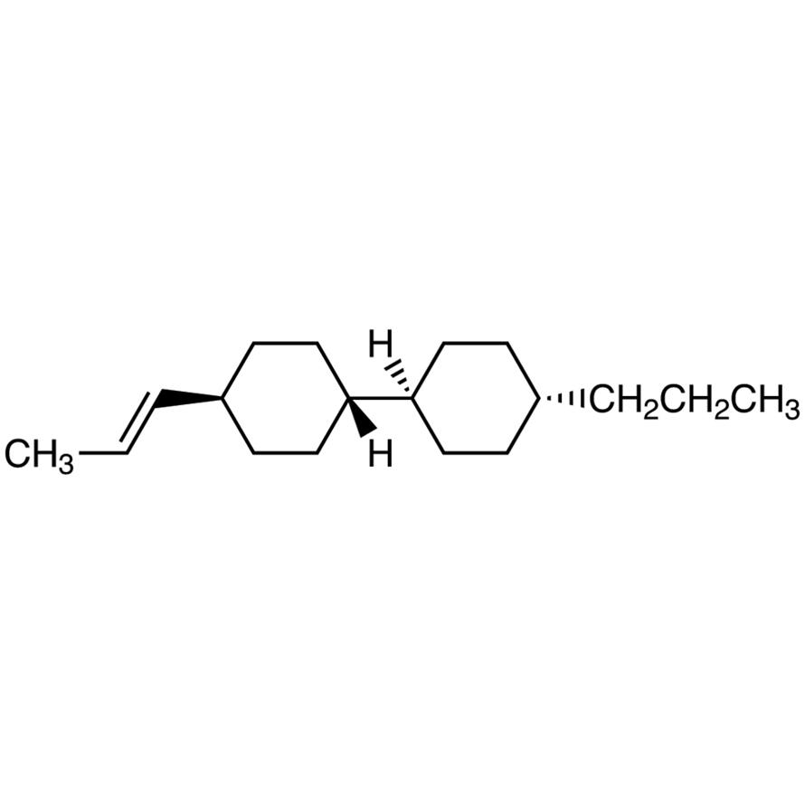 trans,trans-4-[(E)-1-Propenyl]-4'-propylbicyclohexyl