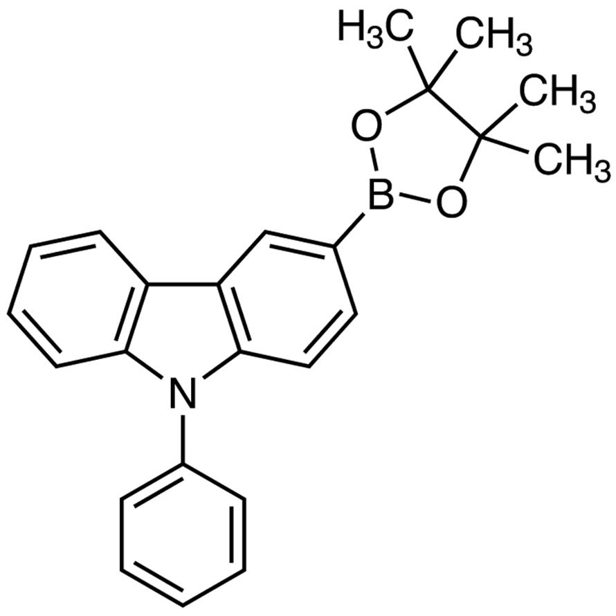 9-Phenyl-3-(4,4,5,5-tetramethyl-1,3,2-dioxaborolan-2-yl)carbazole
