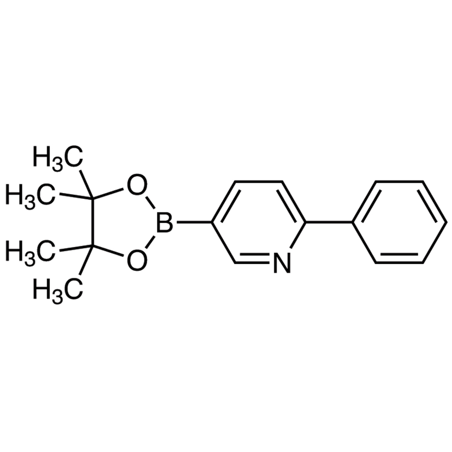2-Phenyl-5-(4,4,5,5-tetramethyl-1,3,2-dioxaborolan-2-yl)pyridine