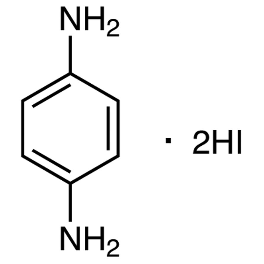 1,4-Phenylenediamine Dihydriodide
