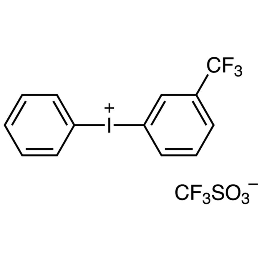 Phenyl[3-(trifluoromethyl)phenyl]iodonium Trifluoromethanesulfonate