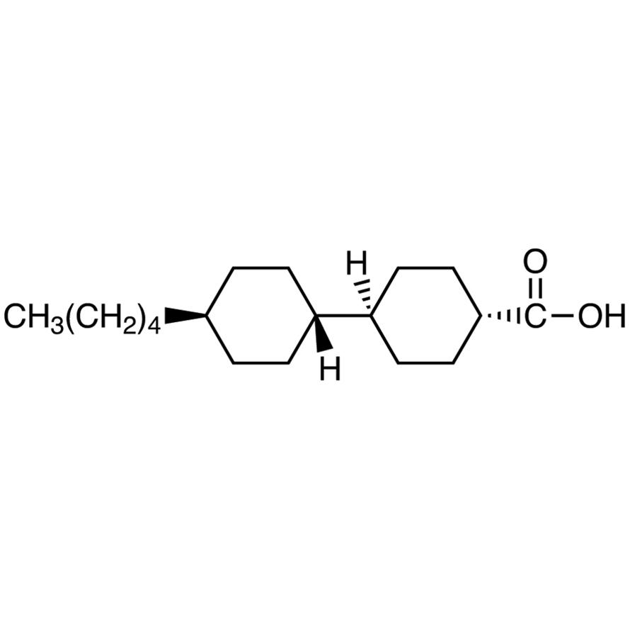 trans,trans-4'-Pentylbicyclohexyl-4-carboxylic Acid