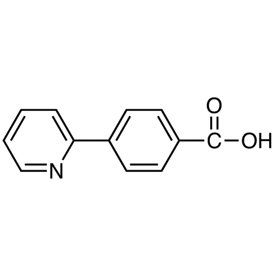 4-(2-Pyridyl)benzoic Acid