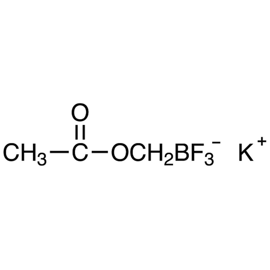 Potassium (Acetoxymethyl)trifluoroborate