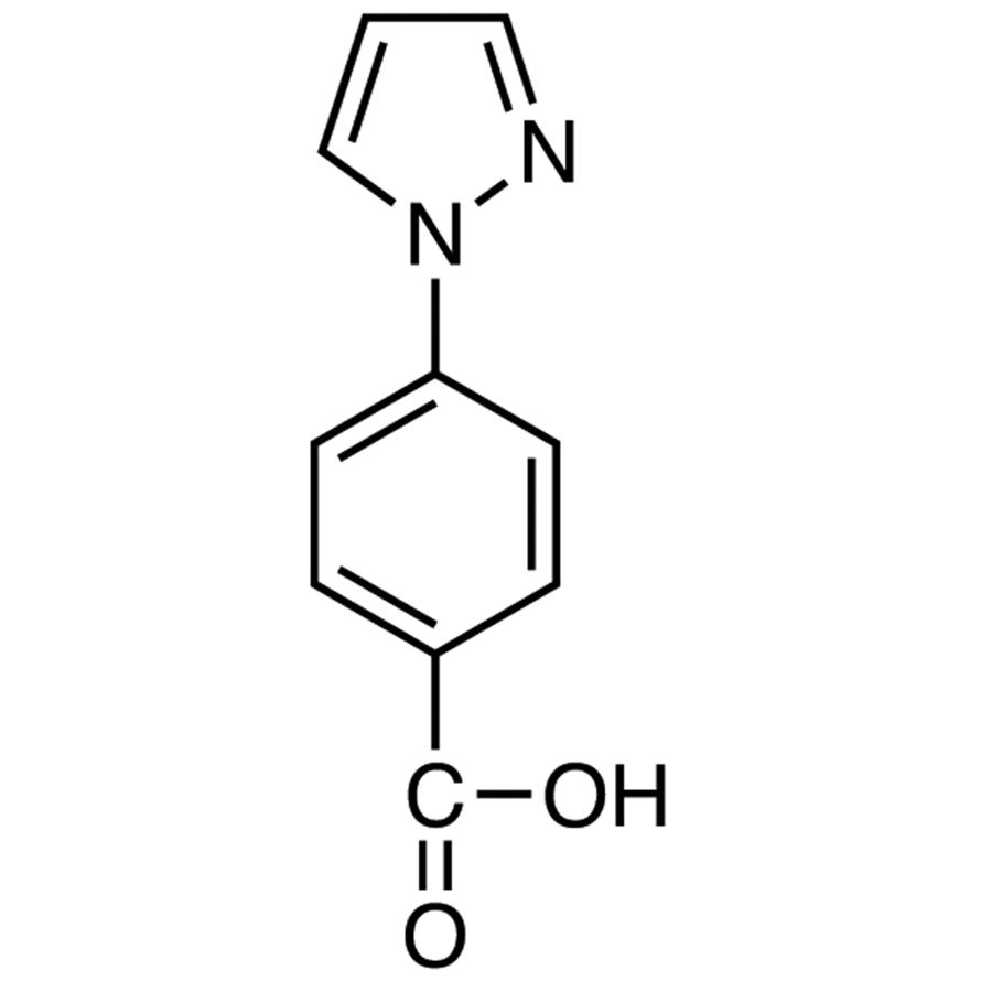 4-(1H-Pyrazol-1-yl)benzoic Acid