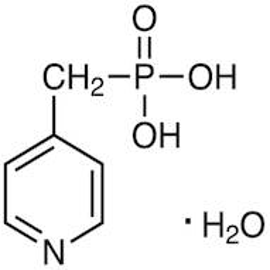 (Pyridin-4-ylmethyl)phosphonic Acid Monohydrate