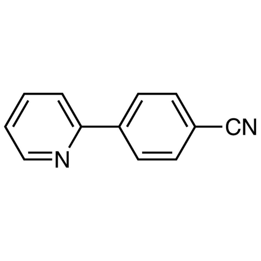 4-(2-Pyridyl)benzonitrile