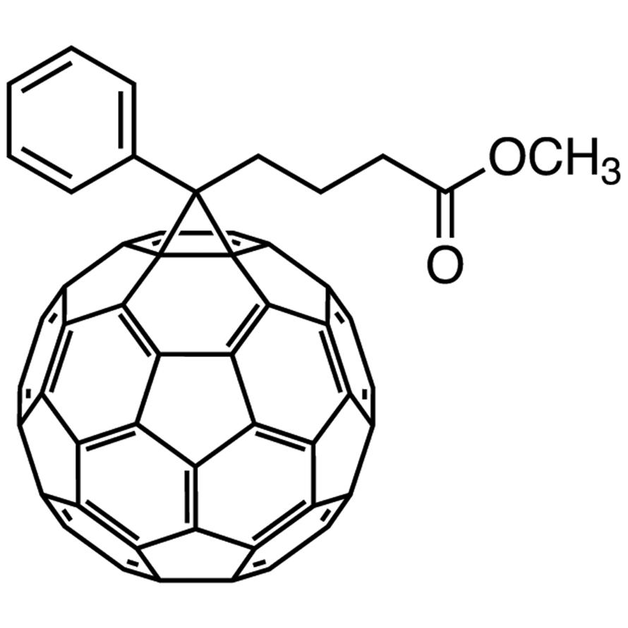 [6,6]-Phenyl-C61-butyric Acid Methyl Ester [for organic electronics]