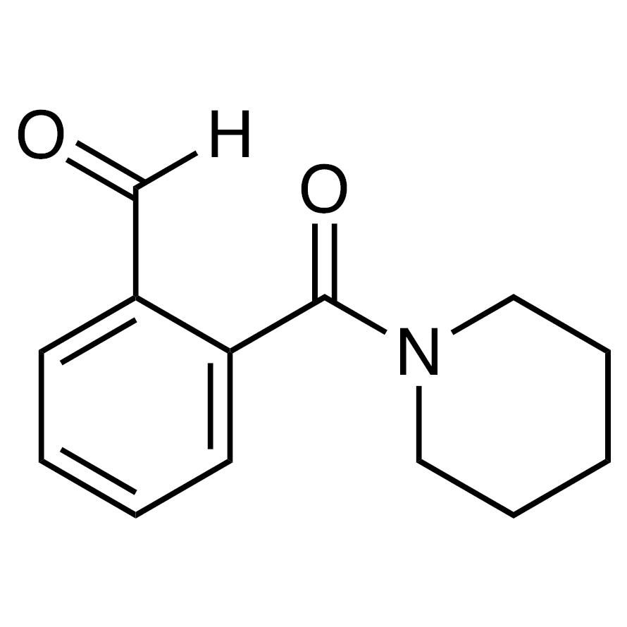 2-(Piperidine-1-carbonyl)benzaldehyde