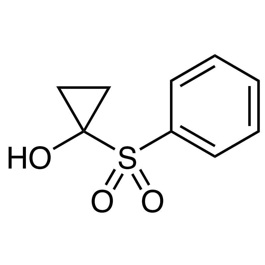 1-(Phenylsulfonyl)cyclopropan-1-ol