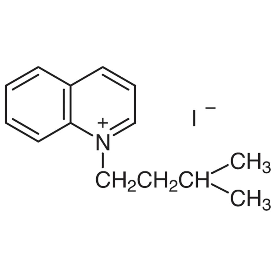 Quinoline Isoamyl Iodide