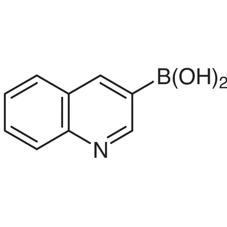 Quinoline-3-boronic Acid (contains varying amounts of Anhydride)