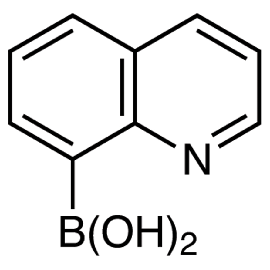 Quinoline-8-boronic Acid (contains varying amounts of Anhydride)