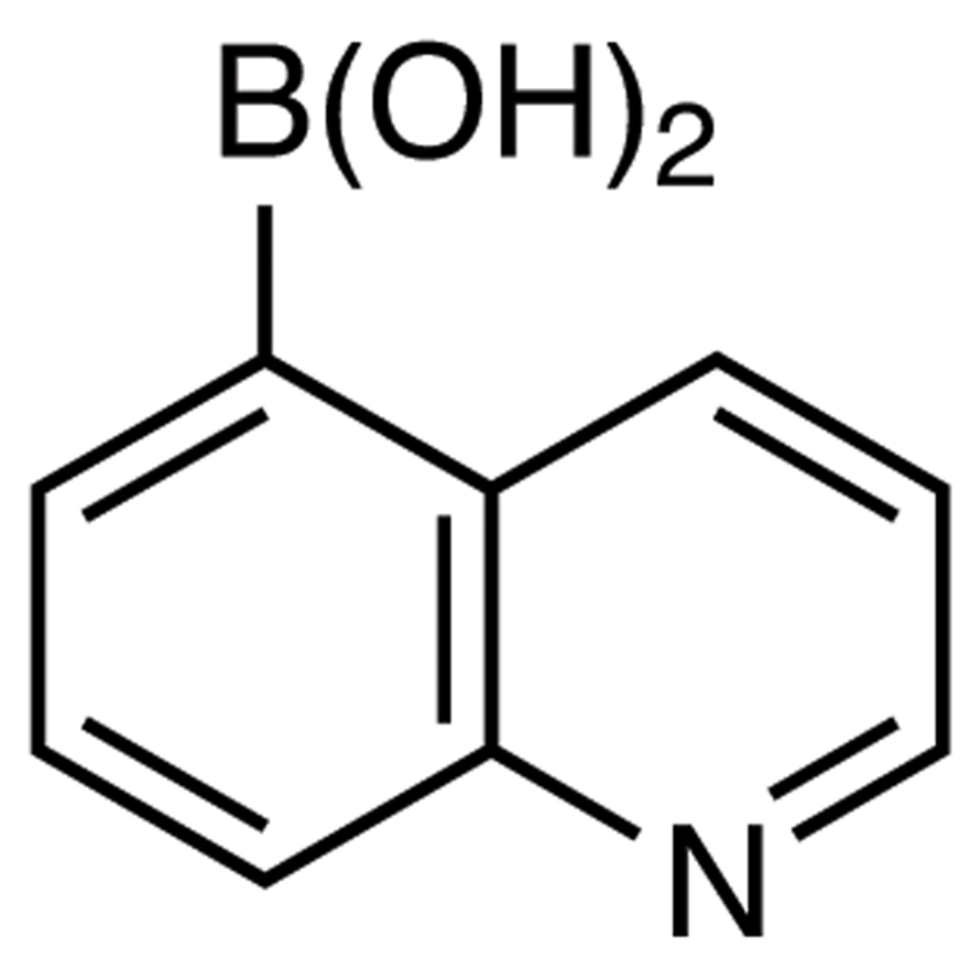 Quinoline-5-boronic Acid (contains varying amounts of Anhydride)