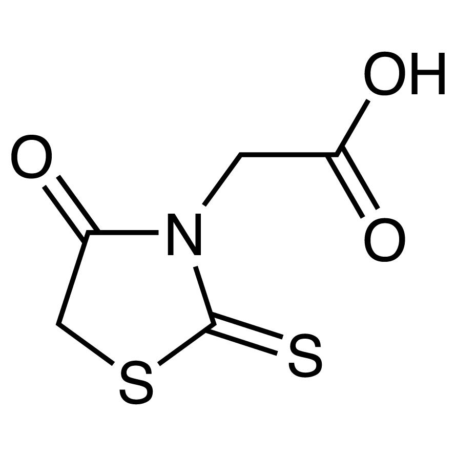 Rhodanine-3-acetic Acid