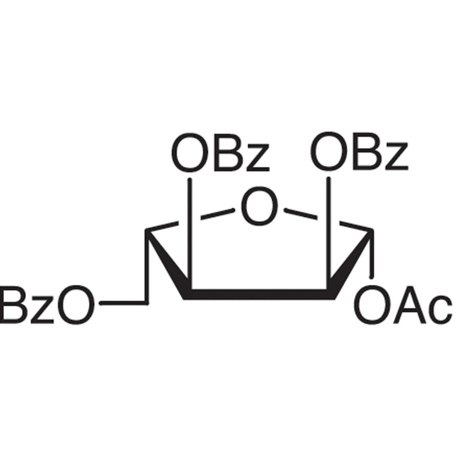 -L-Ribofuranose 1-Acetate 2,3,5-Tribenzoate