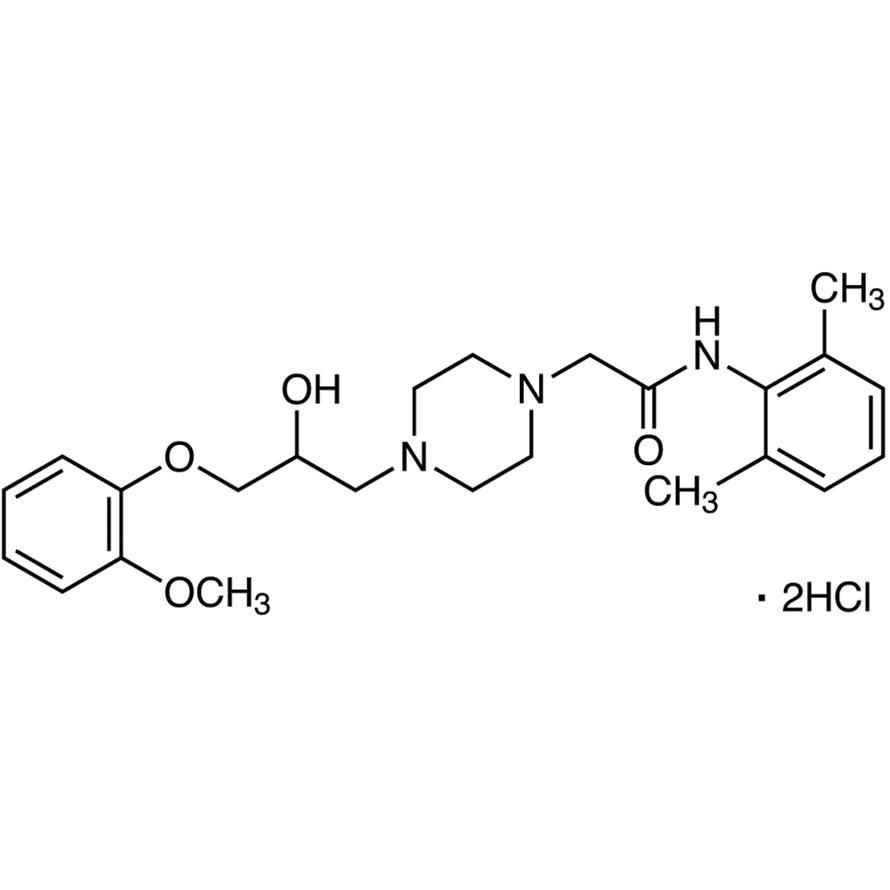 Ranolazine Dihydrochloride
