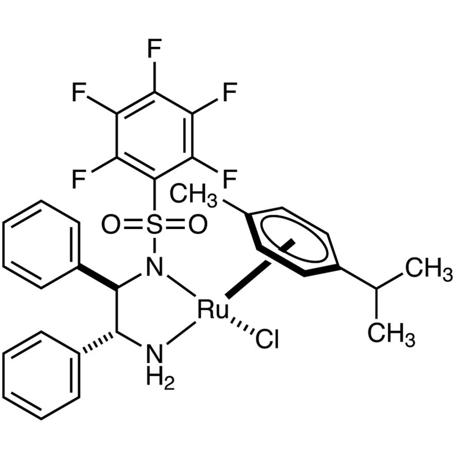 RuCl[(R,R)-Fsdpen](p-cymene)