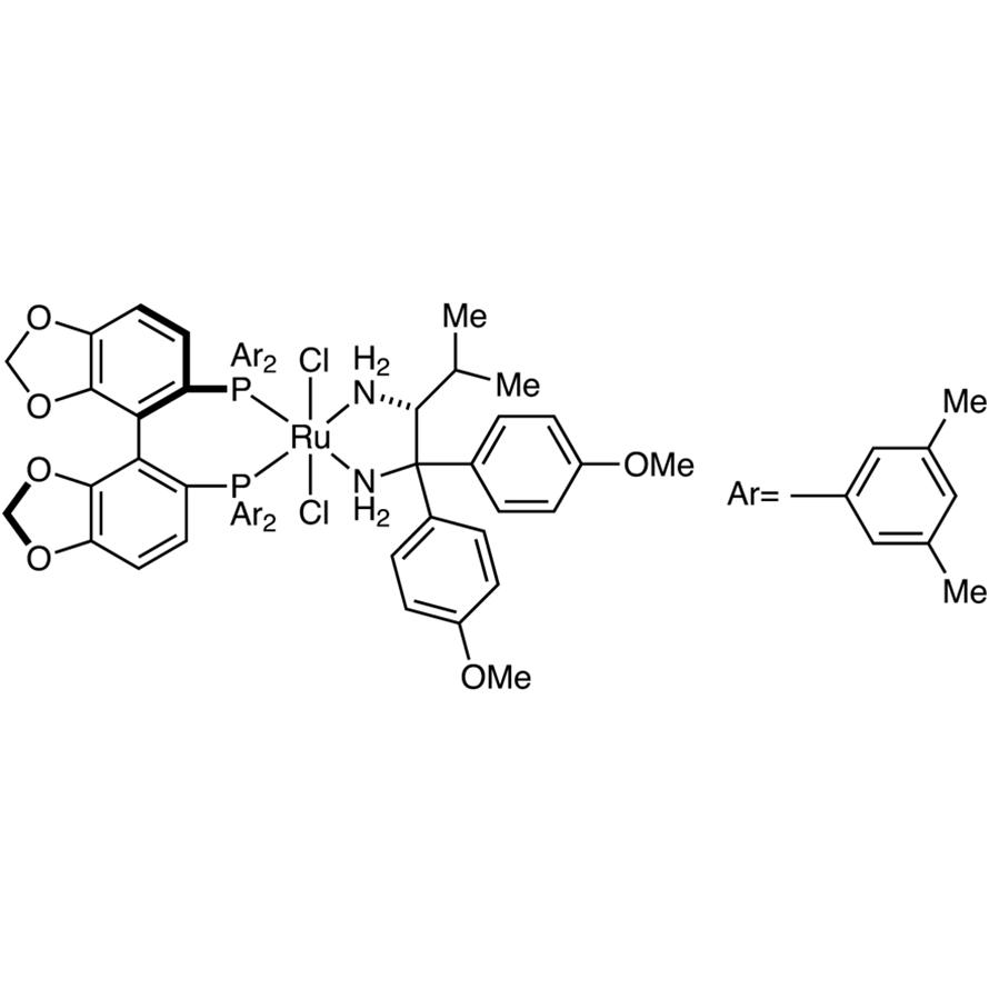 RuCl2[(R)-dm-segphos®][(R)-daipen]