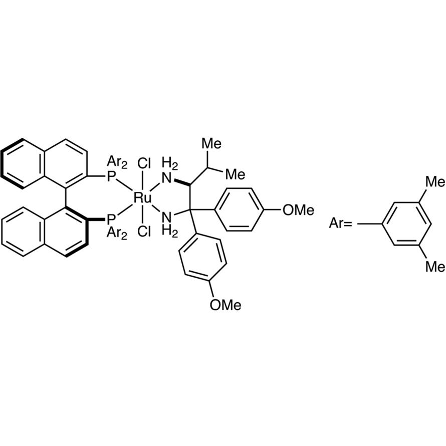 RuCl2[(S)-xylbinap][(S)-daipen]