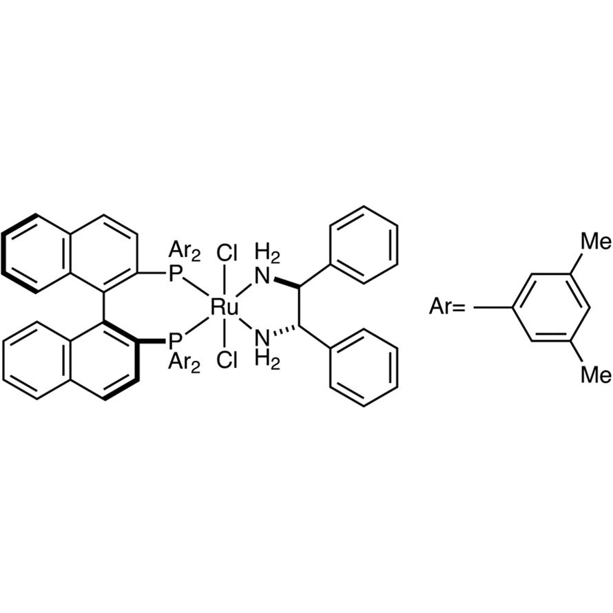 RuCl2[(S)-xylbinap][(S,S)-dpen]