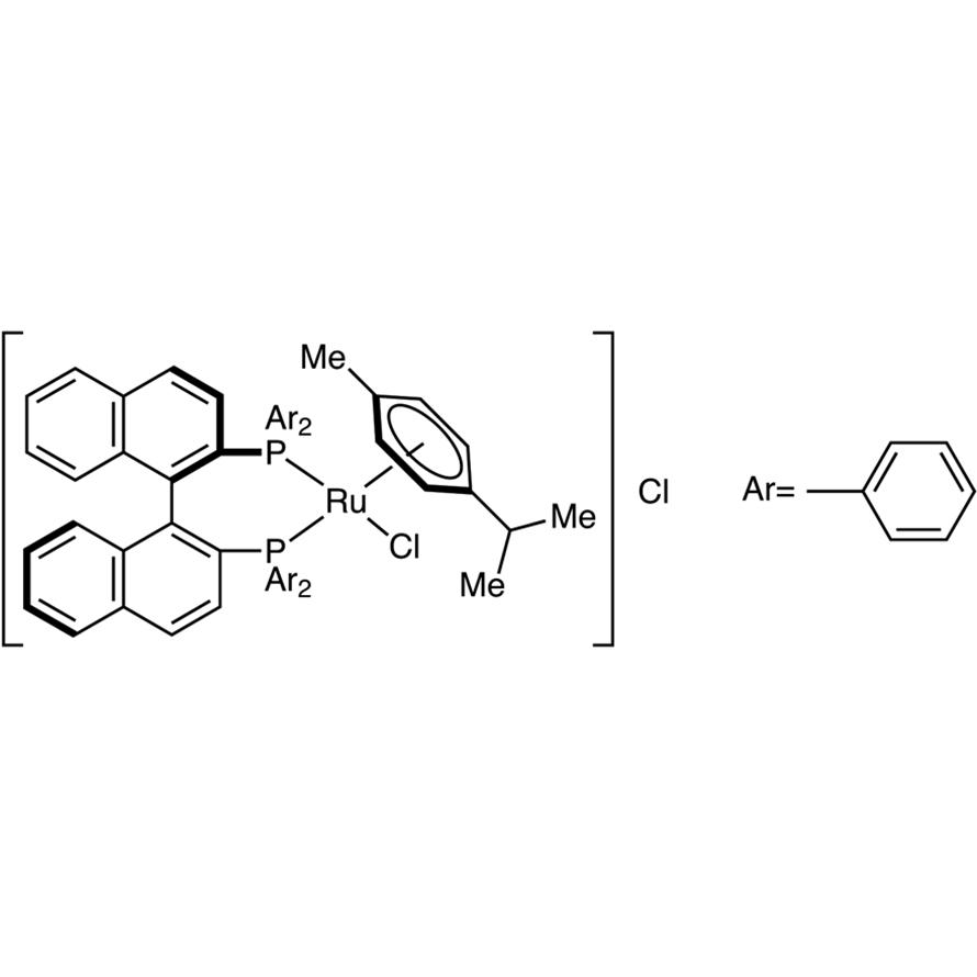 [RuCl(p-cymene)((R)-binap)]Cl