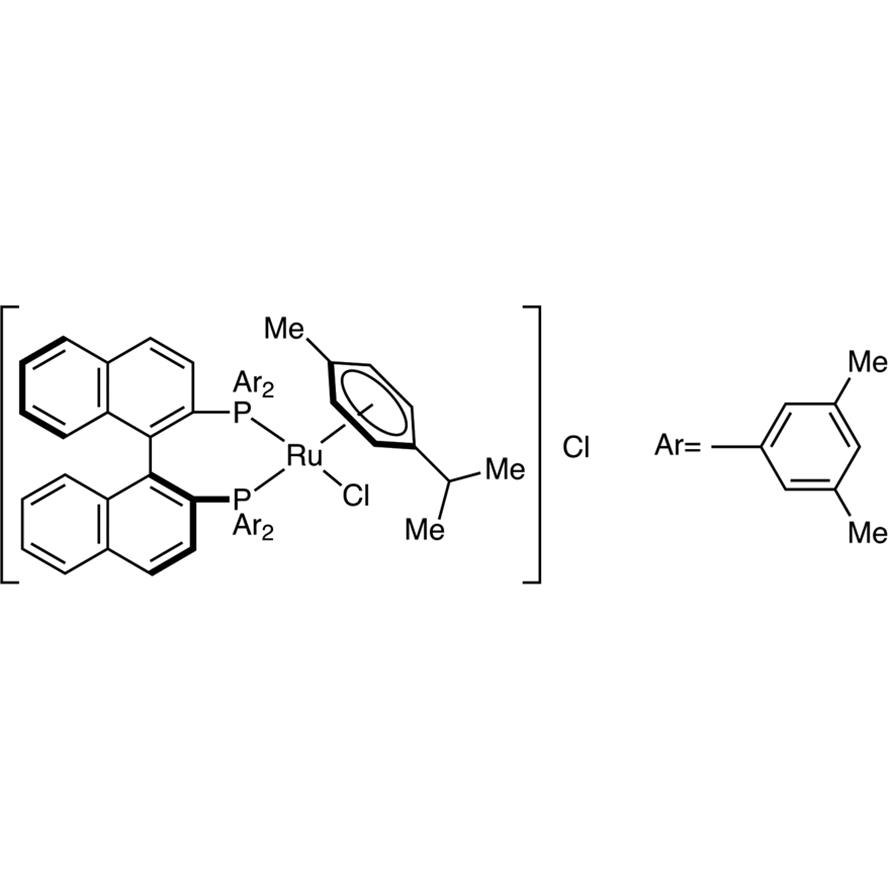 [RuCl(p-cymene)((S)-xylbinap)]Cl