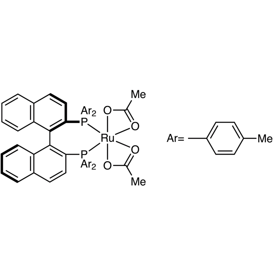 Ru(OAc)2[(R)-tolbinap]
