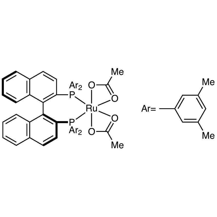 Ru(OAc)2[(S)-xylbinap]