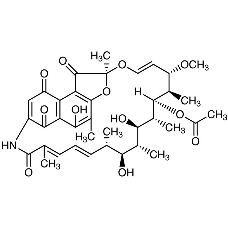 Rifamycin S