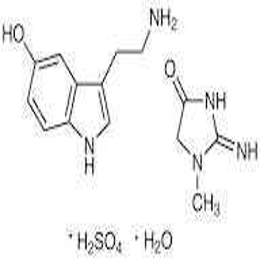 Serotonin Creatinine Sulfate Monohydrate