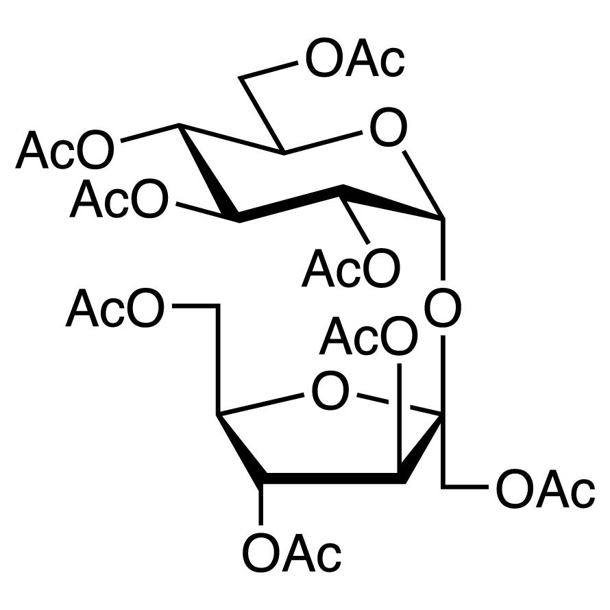Octa-O-acetyl D-(+)-Sucrose