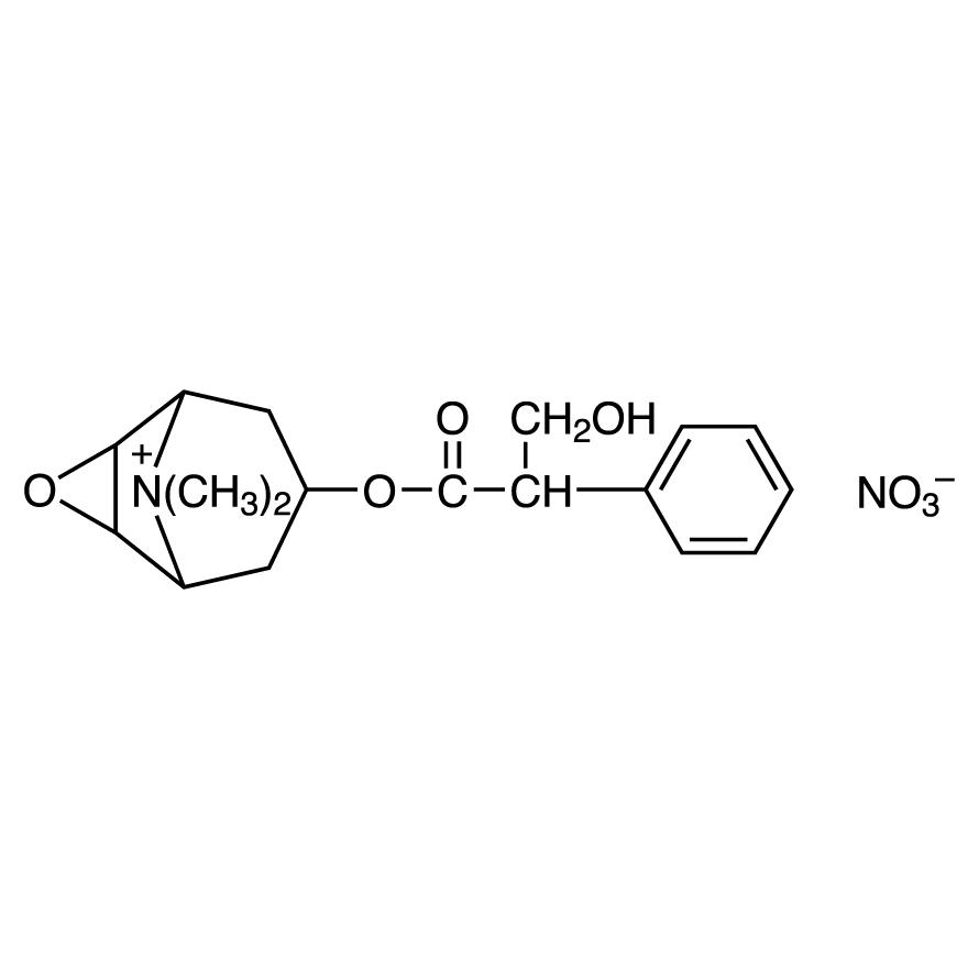 Scopolamine Methyl Nitrate