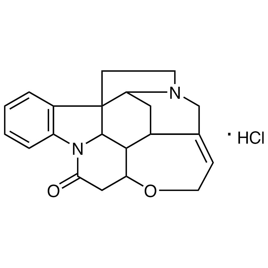 Strychnine Hydrochloride Hydrate