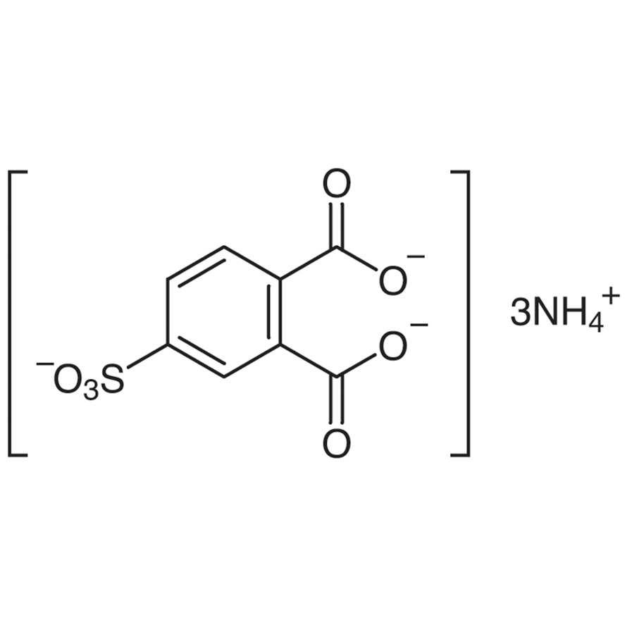 Triammonium 4-Sulfophthalate (contains 3-Sulfophthalate)