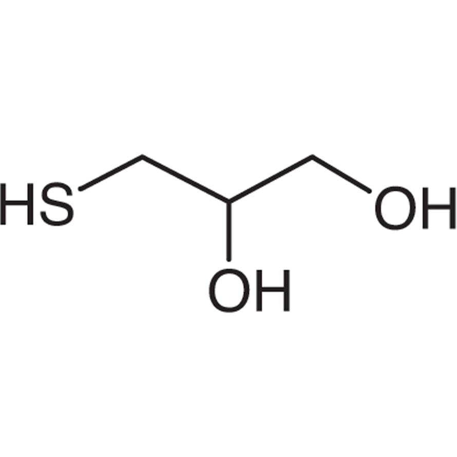 -Thioglycerol [Matrix for FABMS and liquid SIMS]