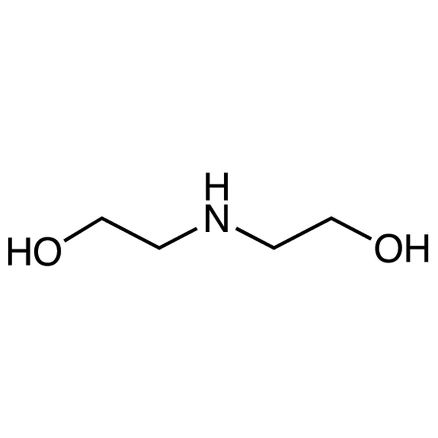 Diethanolamine [Matrix for FABMS and liquid SIMS]