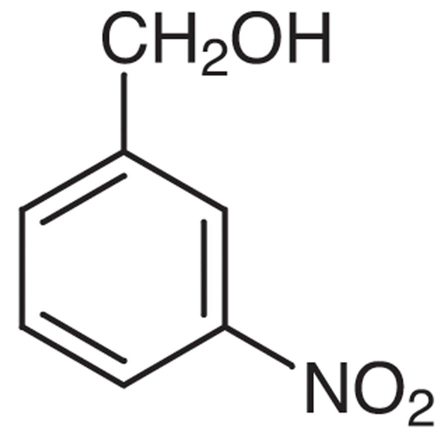 3-Nitrobenzyl Alcohol [Matrix for FABMS and liquid SIMS]