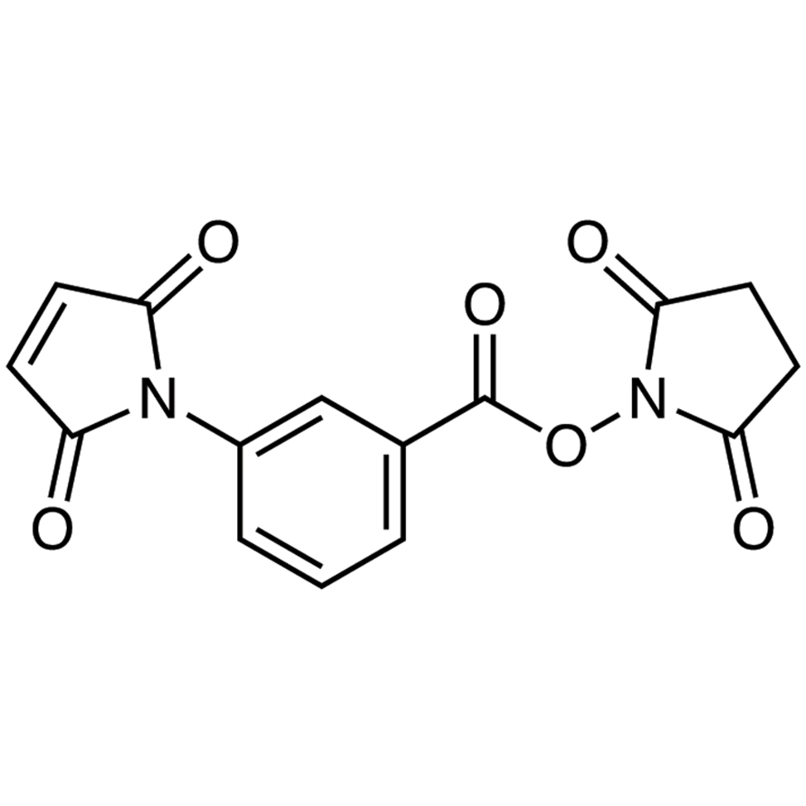 N-Succinimidyl 3-Maleimidobenzoate [Cross-linking Reagent]