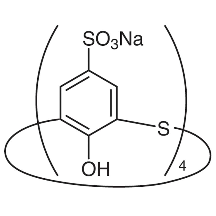 4-Sulfothiacalix[4]arene Sodium Salt