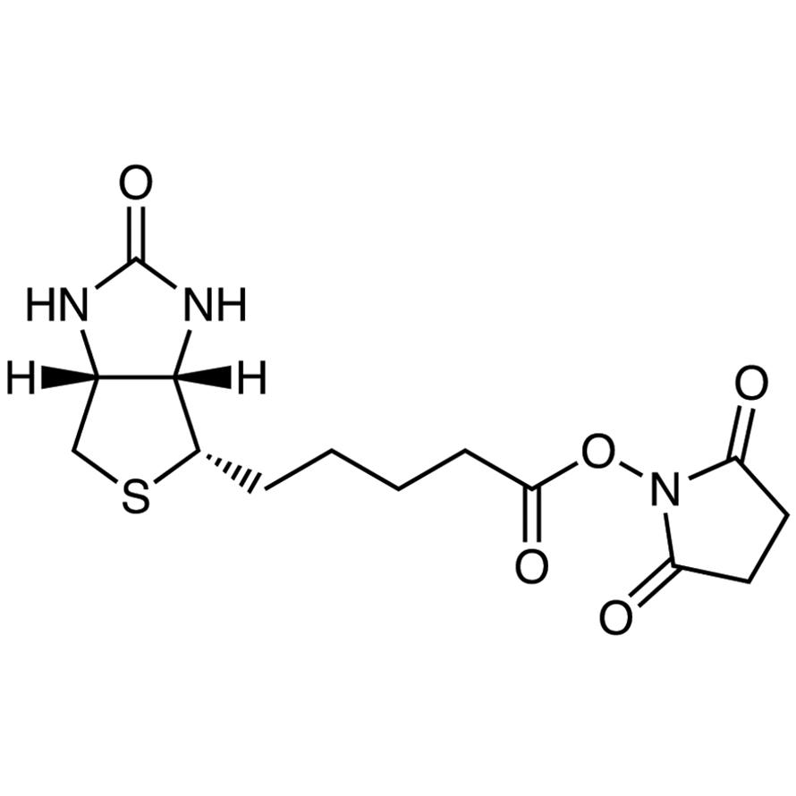N-Succinimidyl D-Biotinate