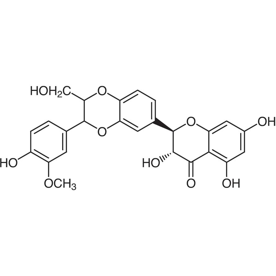 Silybin (mixture of Silybin A and Silybin B)