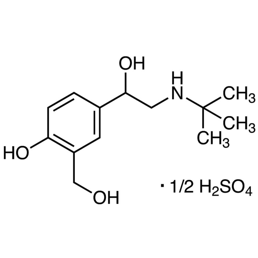Salbutamol Hemisulfate