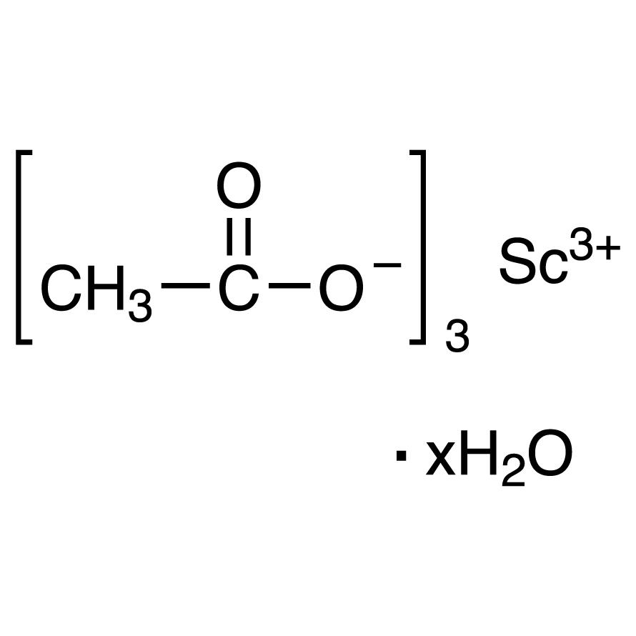Scandium(III) Acetate Hydrate
