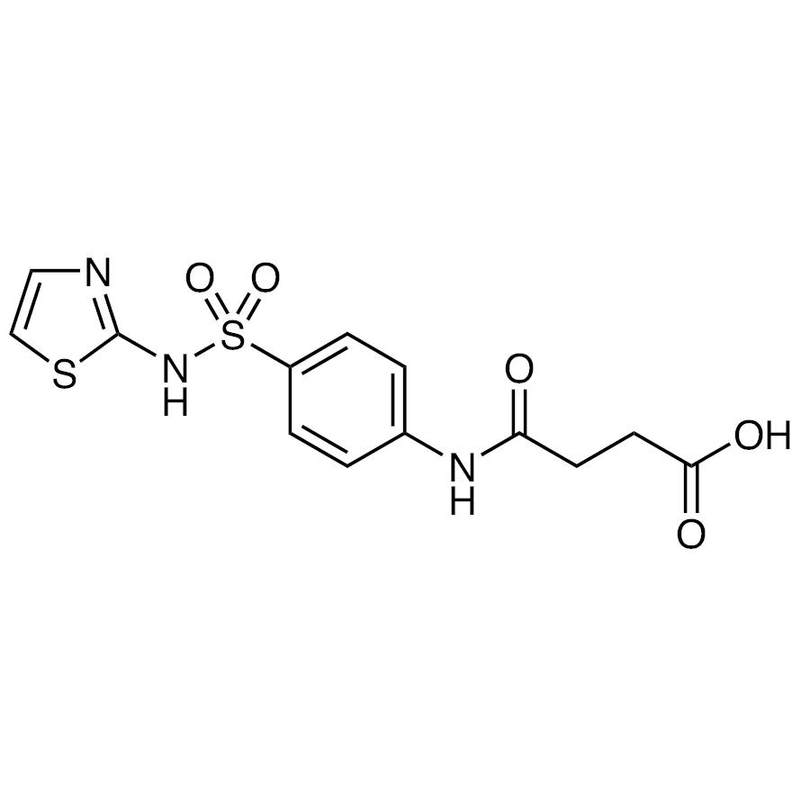 Succinylsulfathiazole Hydrate